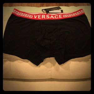 Versace Boxer Trunks  w/fly 🔥🔥🔥